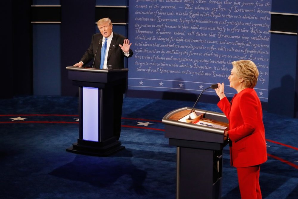 "A Nation Divided By ""Deep Stories"": Reflections on the U.S. presidential debate"