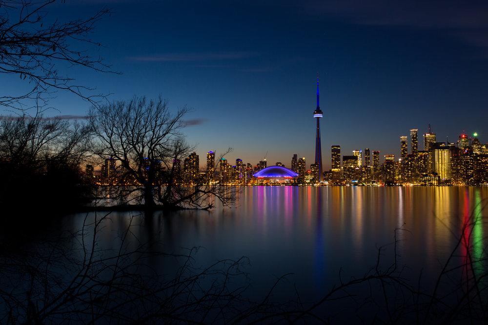 Toronto Events: October 2016