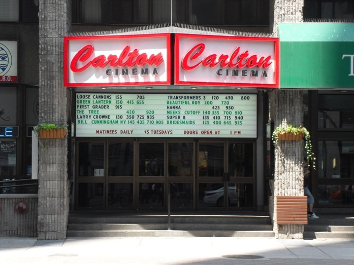 Photo: Carlton Cinema