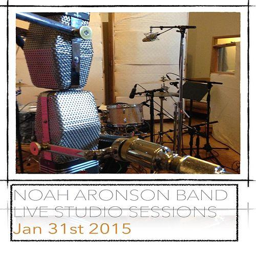 live studio sessions - Aronson Furniture
