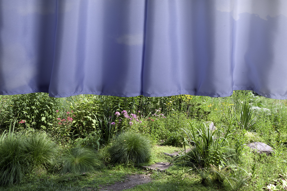 Raise the Curtain, 2012, archival pigment print on paper