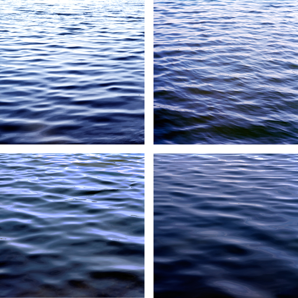 Wave Transitions, 2010, archival pigment print on paper