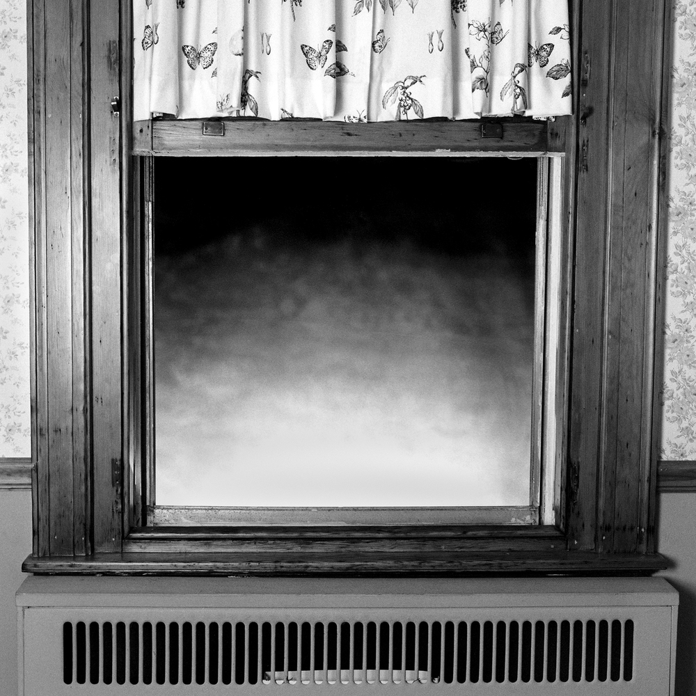 Window, 2004, archival pigment print on paper