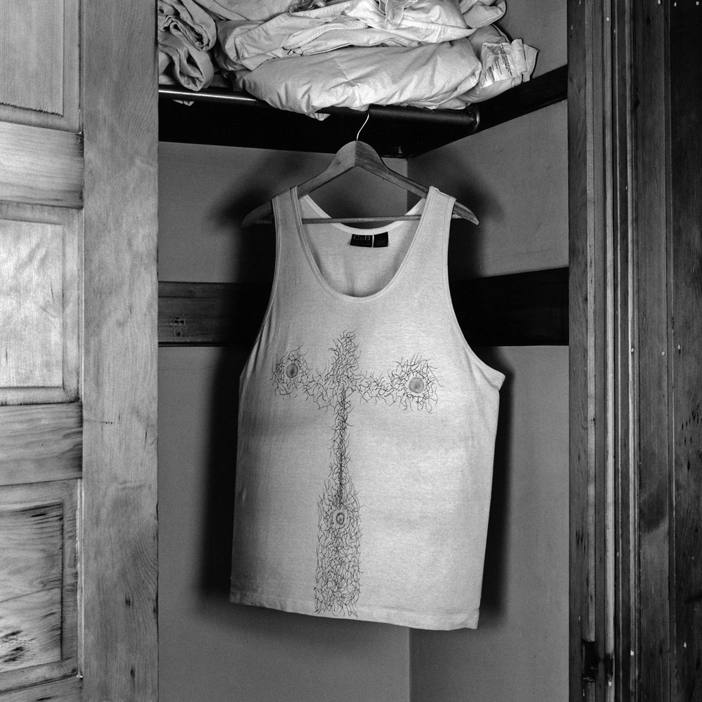Tank Top, 2004, archival pigment print on paper