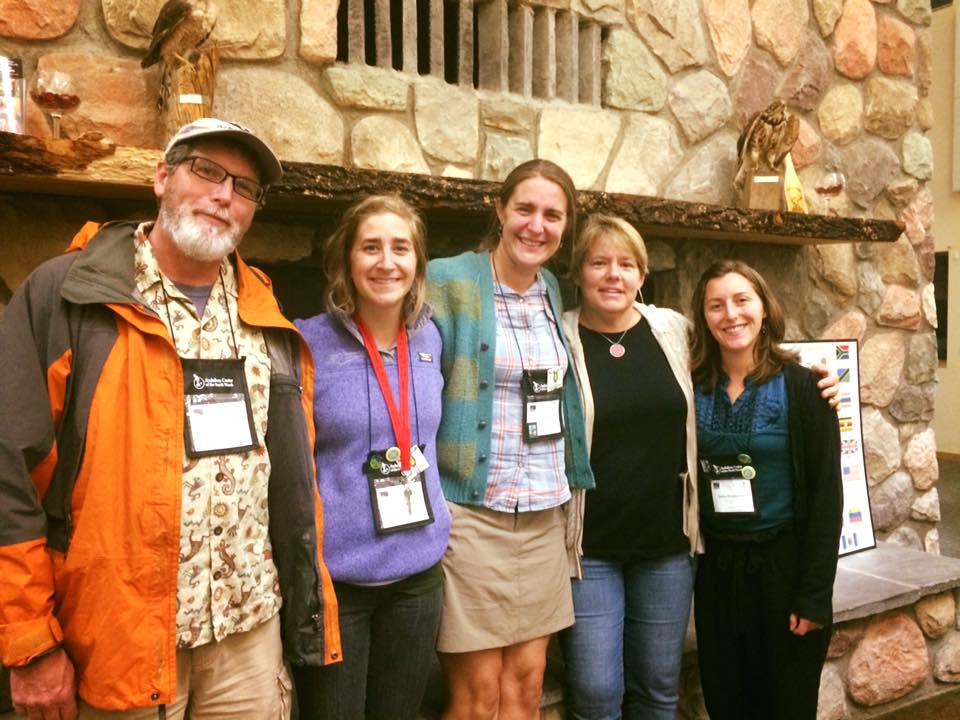 2016 ANCA Summit - Stokes reunion with John Gallagher, Erin, Jennifer, Jen Levy, & Sasha