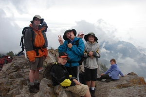 Adventure Camp 2007
