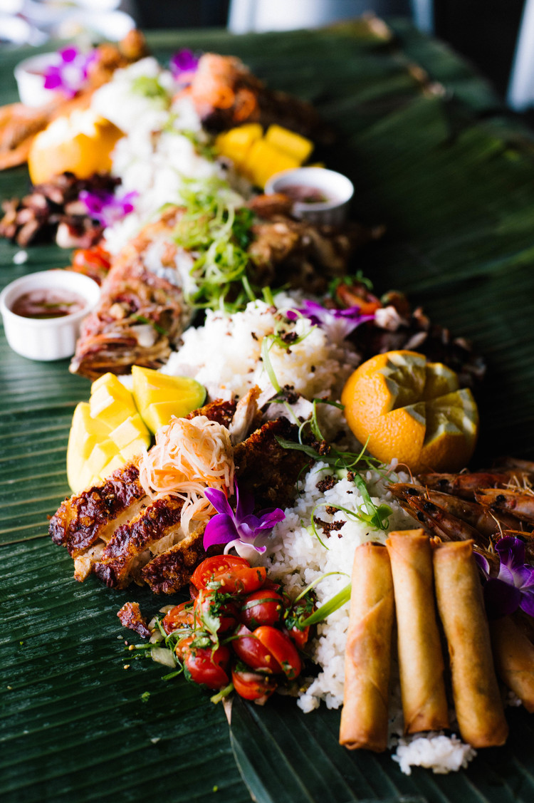 A Humble Restaurant In The Heart Of Orange County Serving Up Filipino Soul Food
