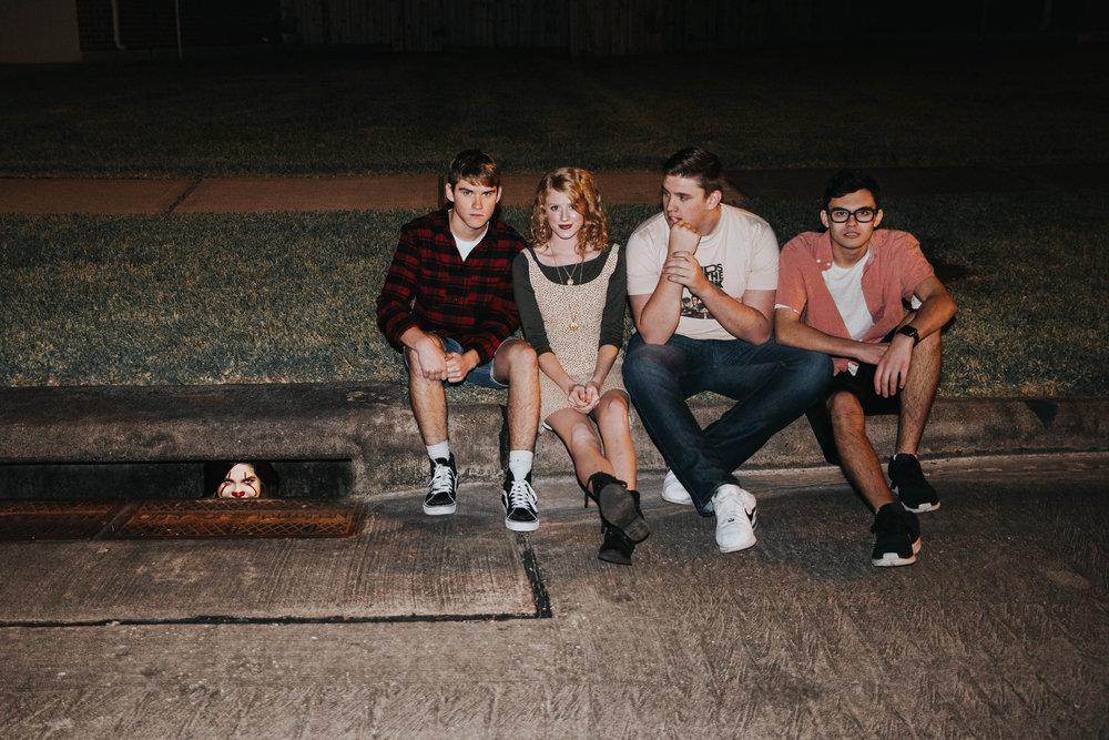losers club understudies - IT (2017)