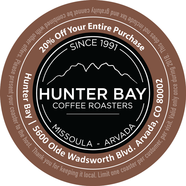 Hunter Bay Coffee Roasters