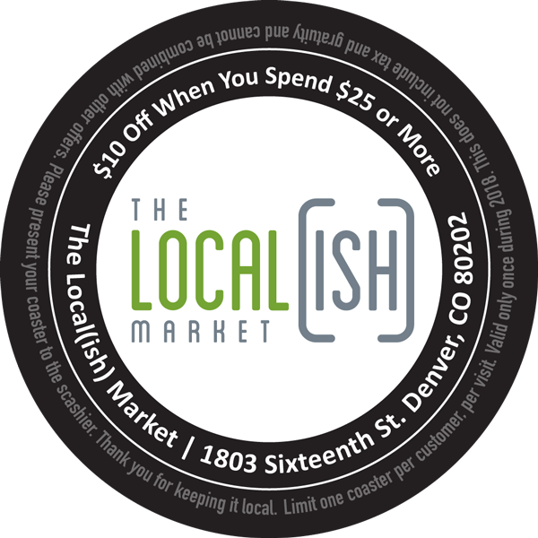 The Local(ish) Market