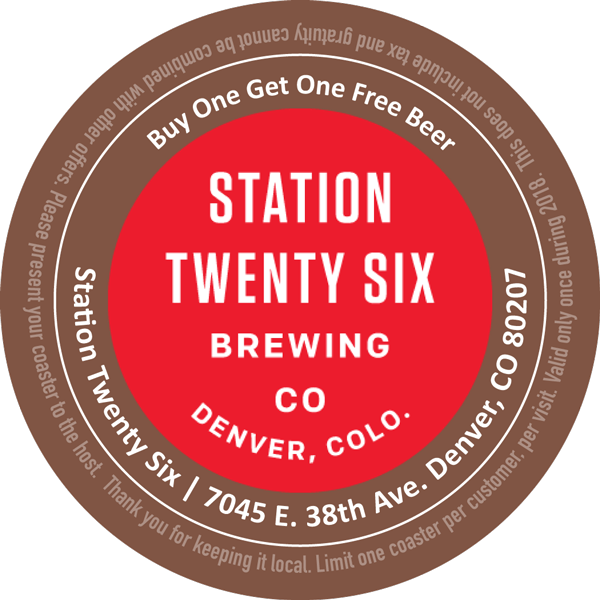 Station Twenty Six Brewing Co