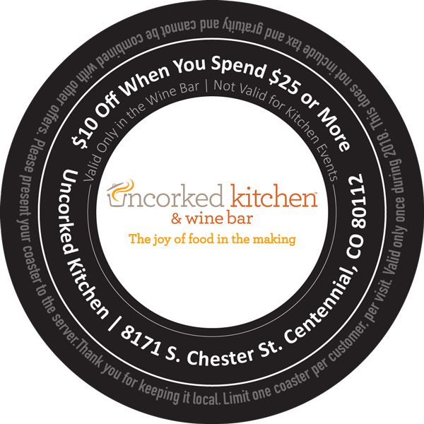 Uncorked Kitchen & Wine Bar