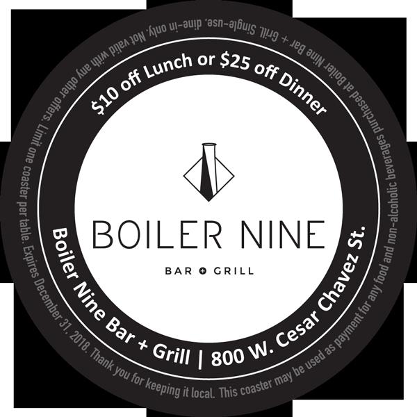 Boiler Nine Bar & Grill