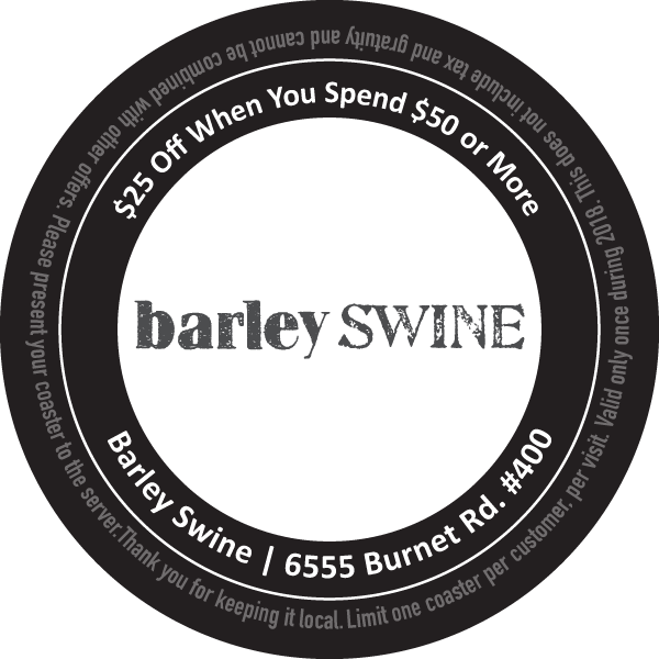 Barley Swine