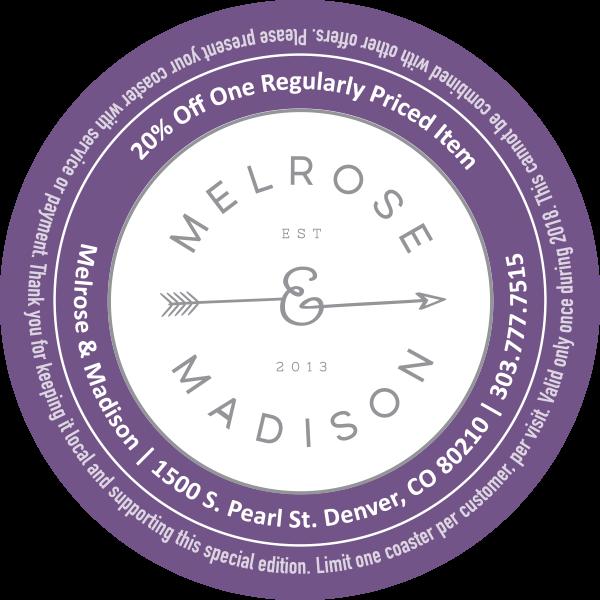 Melrose & Madison