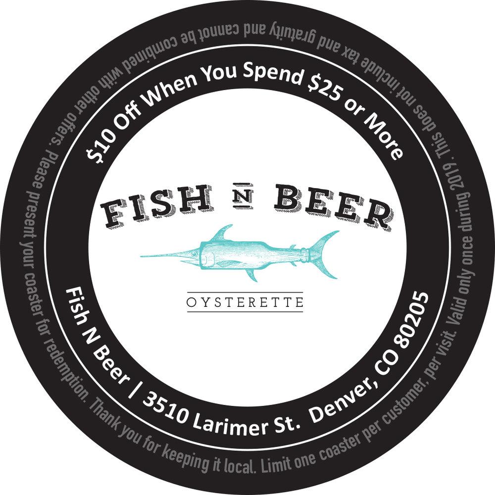 Fish N' Beer