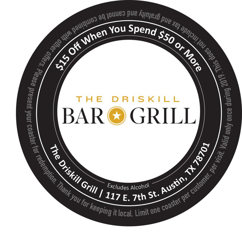 The Driskill Grill