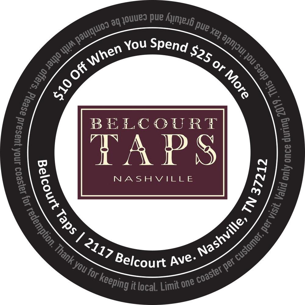 Belcourt Taps