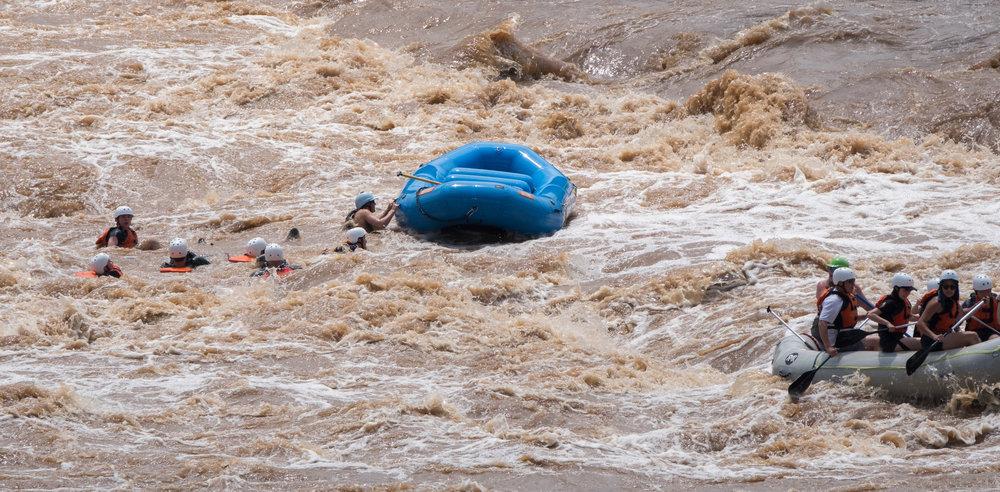 Got the raft
