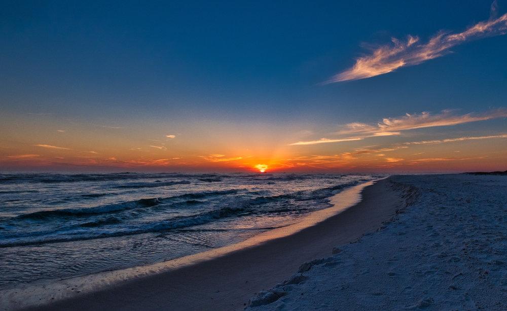 a good evening at Gulf Islands NS
