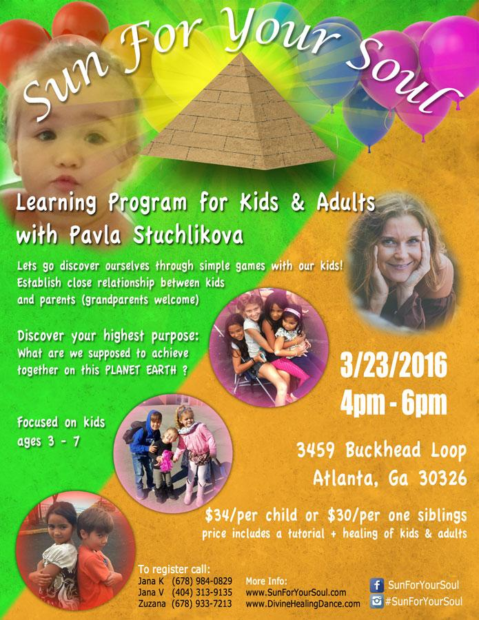Learning Program for Kids & Adults