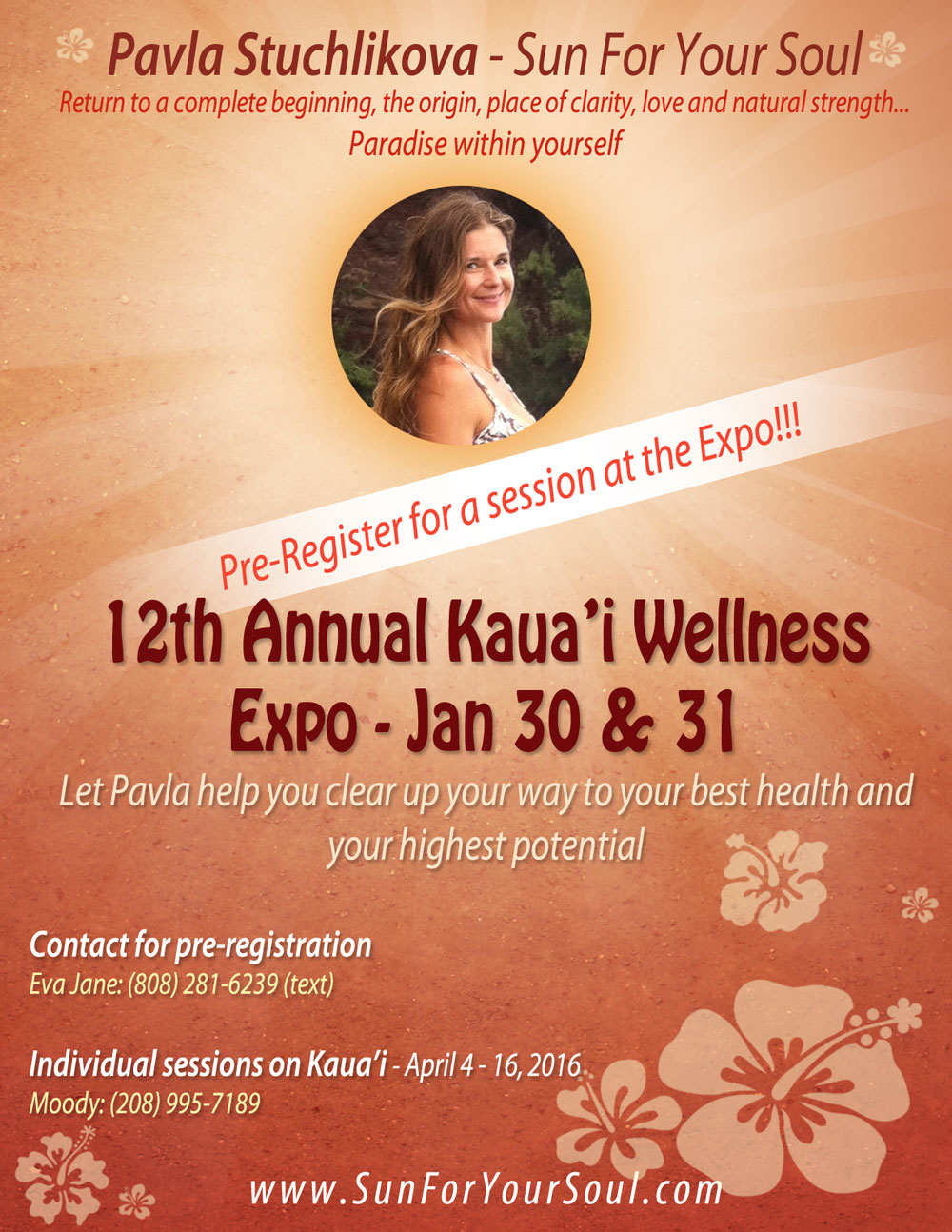 Annual Kaua'i Wellness Expo