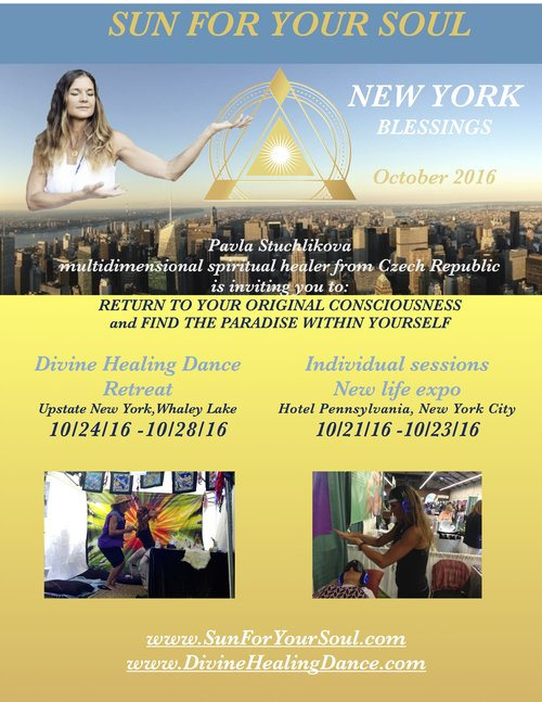 Divine Healing Dance New York