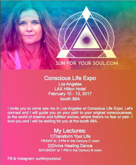 Conscious Life Expo in Los Angeles