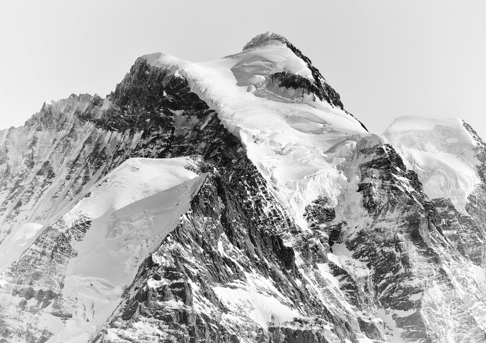 Swiss Alps # 4  Bernese Alps