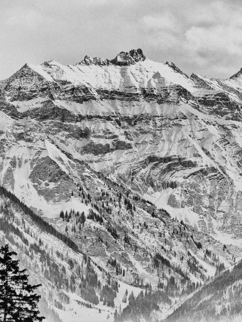 Swiss Alps # 7  Glarus Alps