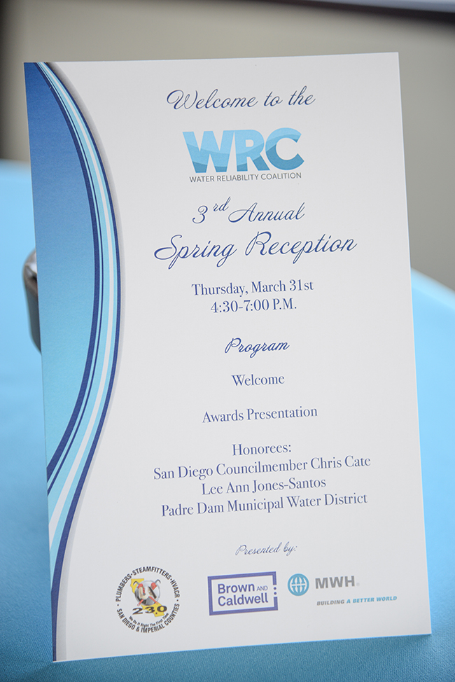 3rd Annual WRC Spring Reception at Tom Ham's Lighthouse