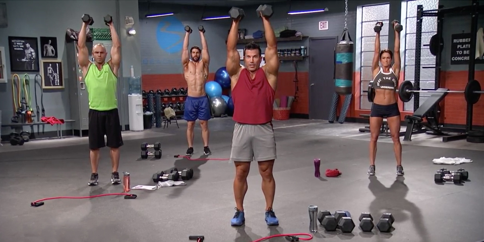 How to Do an Overhead Press With Proper Form_Beachbody.jpg