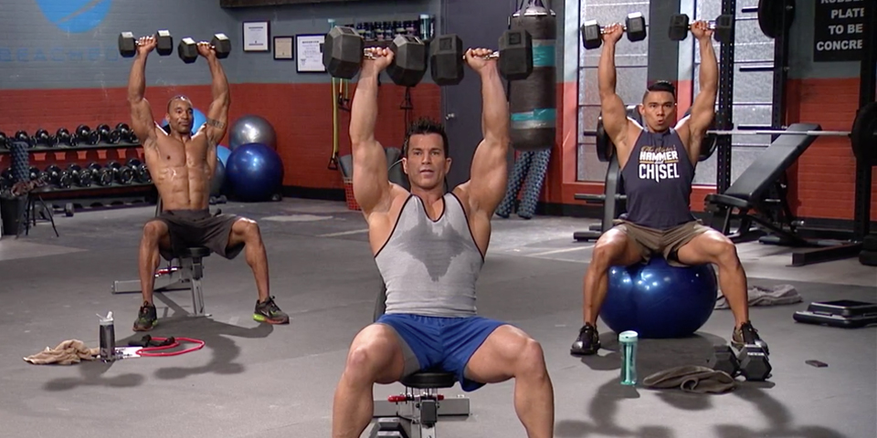 How to Do a Dumbbell Military Press With Perfect Form_Beachbody.jpg