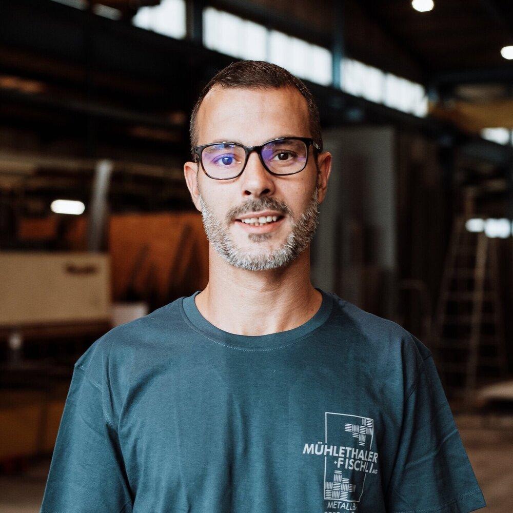 Antonio Palma Werkstatt dabei seit 04.07.1994