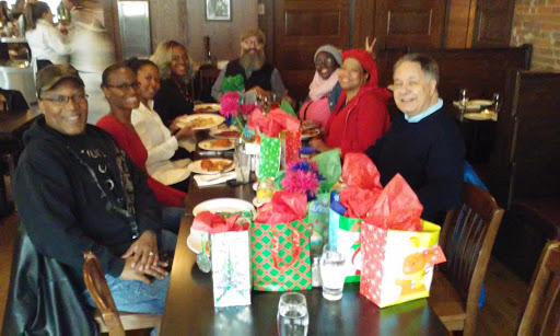 PARTNERSHIPS FOR PERMANENCE - 2016 P4P AND AFAAD HOLIDAY PARTY