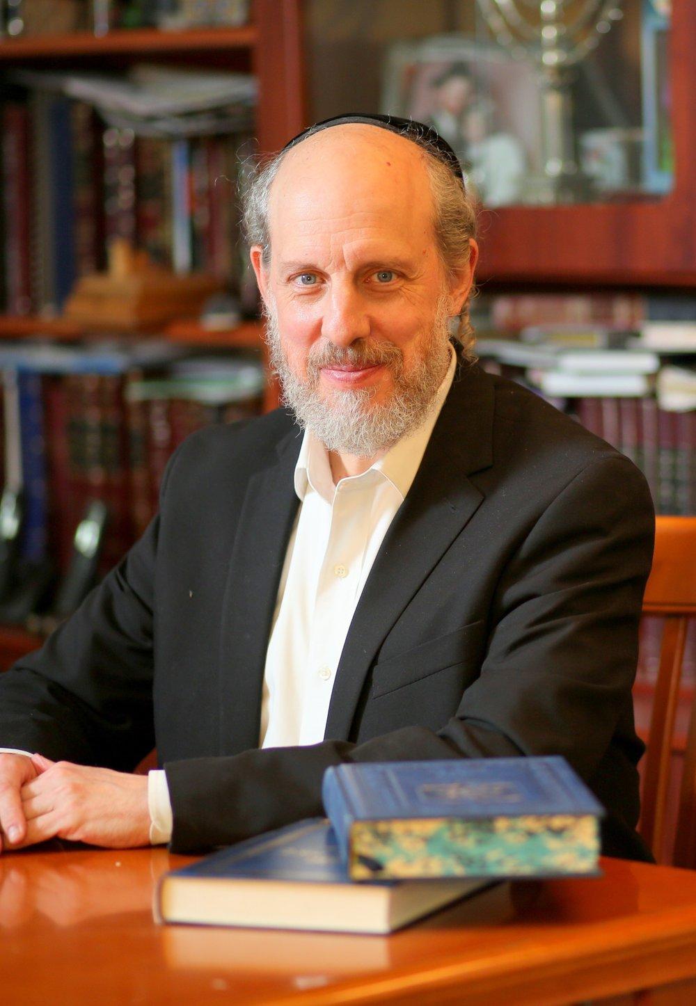 Rabbi Dr. Eliezer Shore