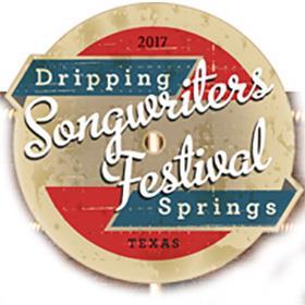 Dripping Springs Songwriters Festival (Drippings Springs, TX) 2017, 2016, 2015
