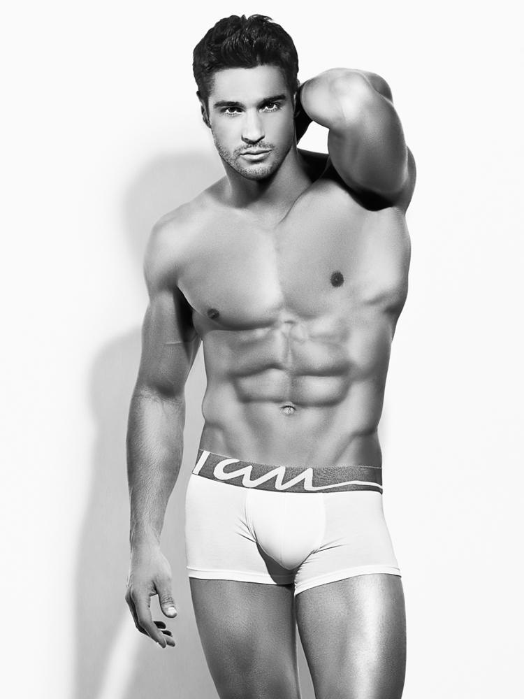 Julio Capeletti for Jam Underwear — Ramón Gellida