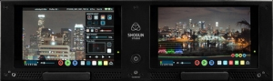 The Atomos Shogun Studio dual monitor/recorder