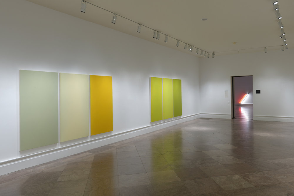 The Panza Collection: An Experience of Color and Light,  The Albright-Knox Art Gallery.