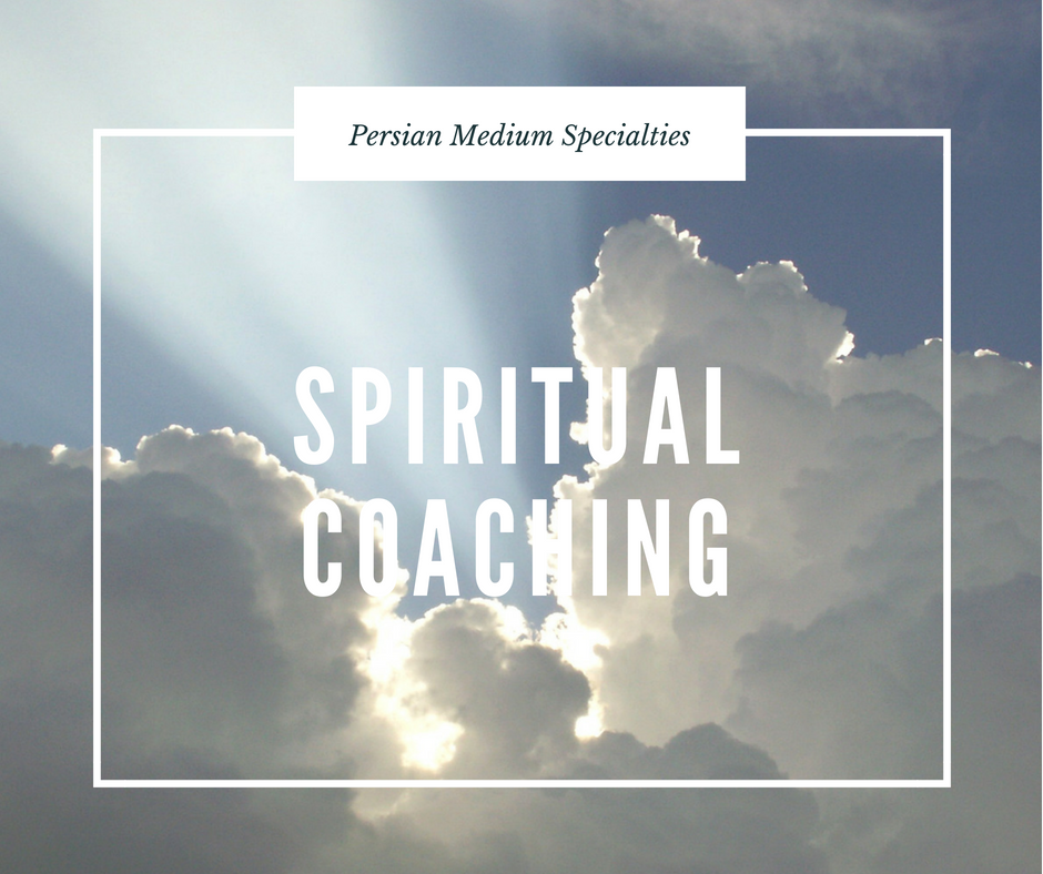 Spiritual Coaching - I coach, teach and support clients in accessing their gifts, implementing new spiritual techniques, achieving clarity and empowerment on their path. During a spiritual coaching session, I guide and support you in removing blocks and obstacles that are keeping you from speaking your truth.