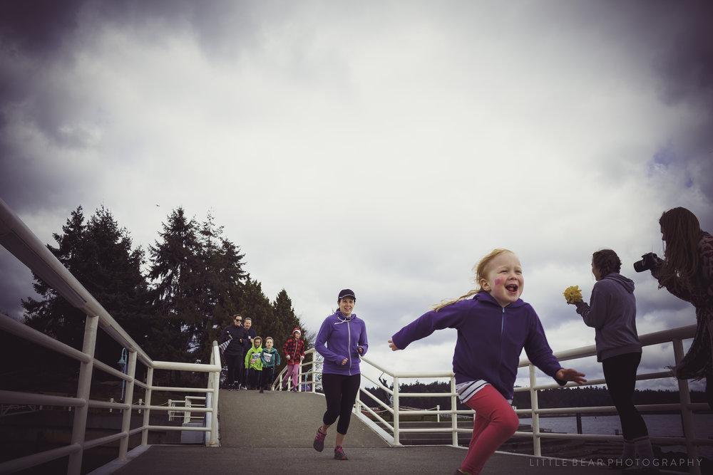 Little Bear Photography Nanaimo Run To Conquer Cancer