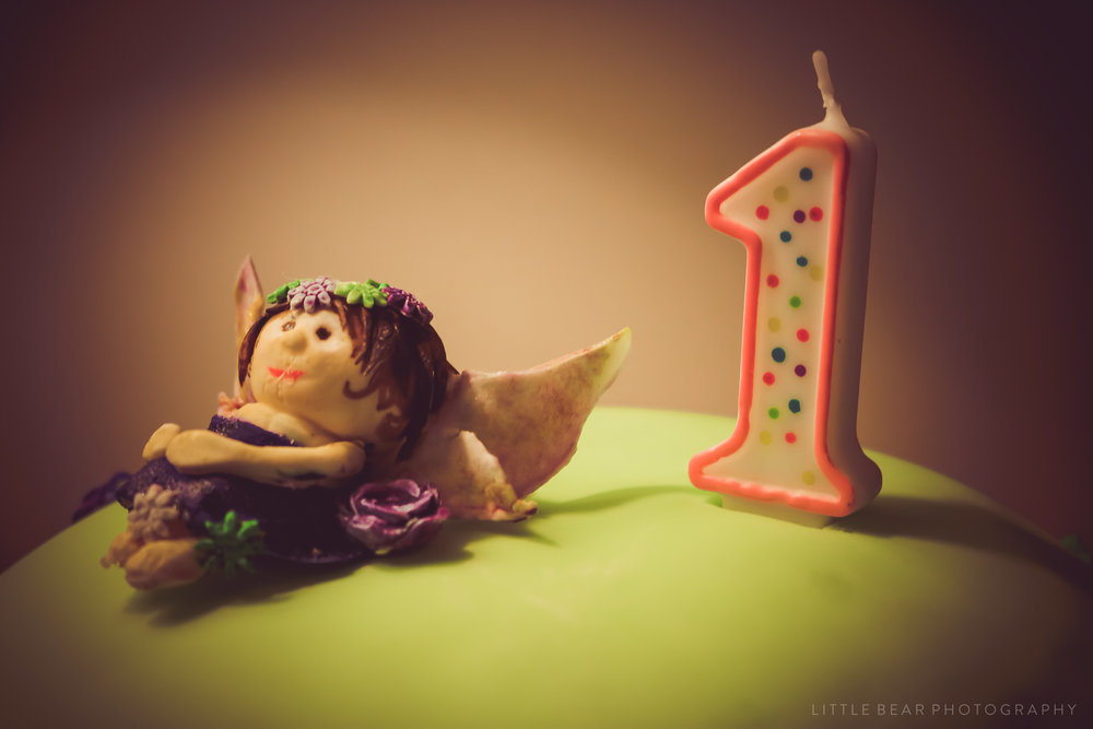 Crafty Mommy Made A Fairy Cakes!