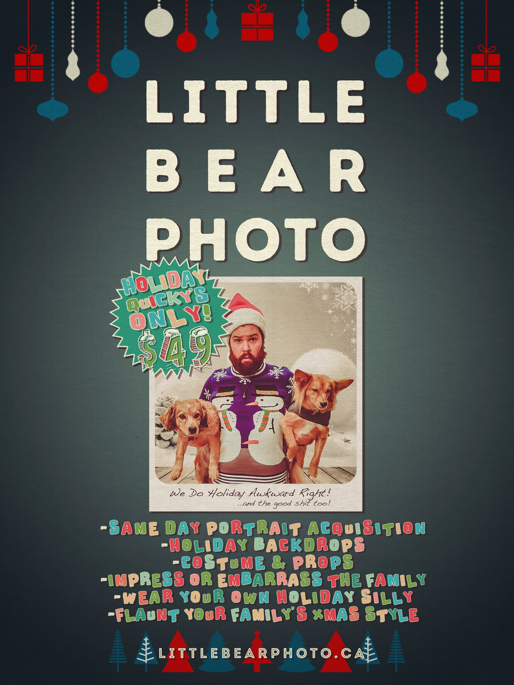 Little Bear Photo Holiday Quicky Poster.JPG