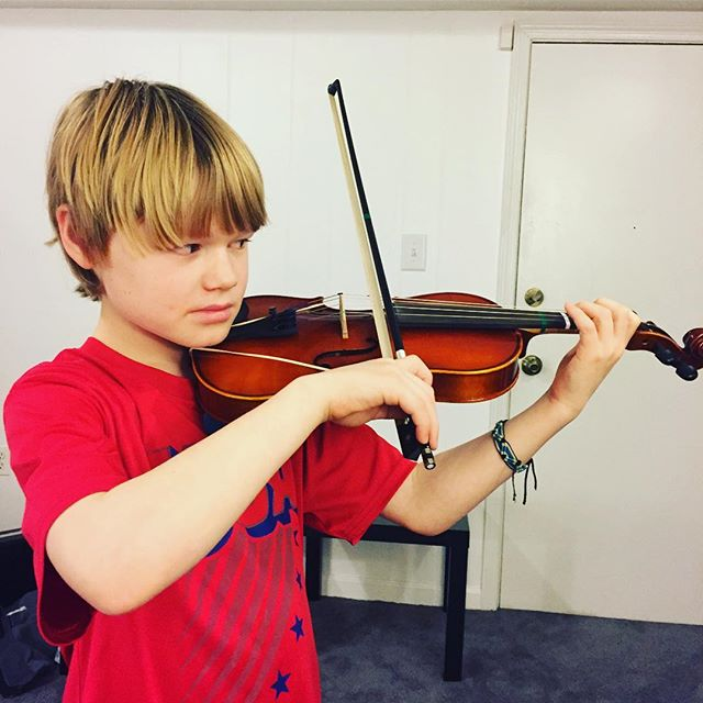 Congratulations to Alexei for being nominated for the Howard County Elementary Honors Orchestra! Way to go!