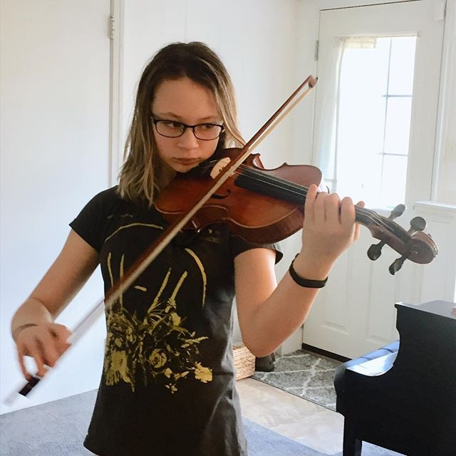 Congratulations to Madilyn for being selected for the Howard County Middle School Honors Orchestra!
