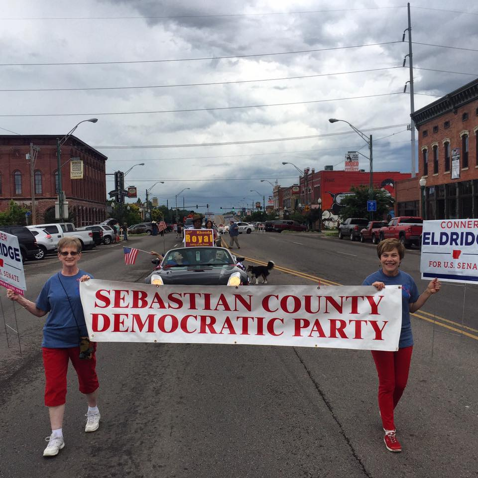 Join the parade of progress in Sebastian County.