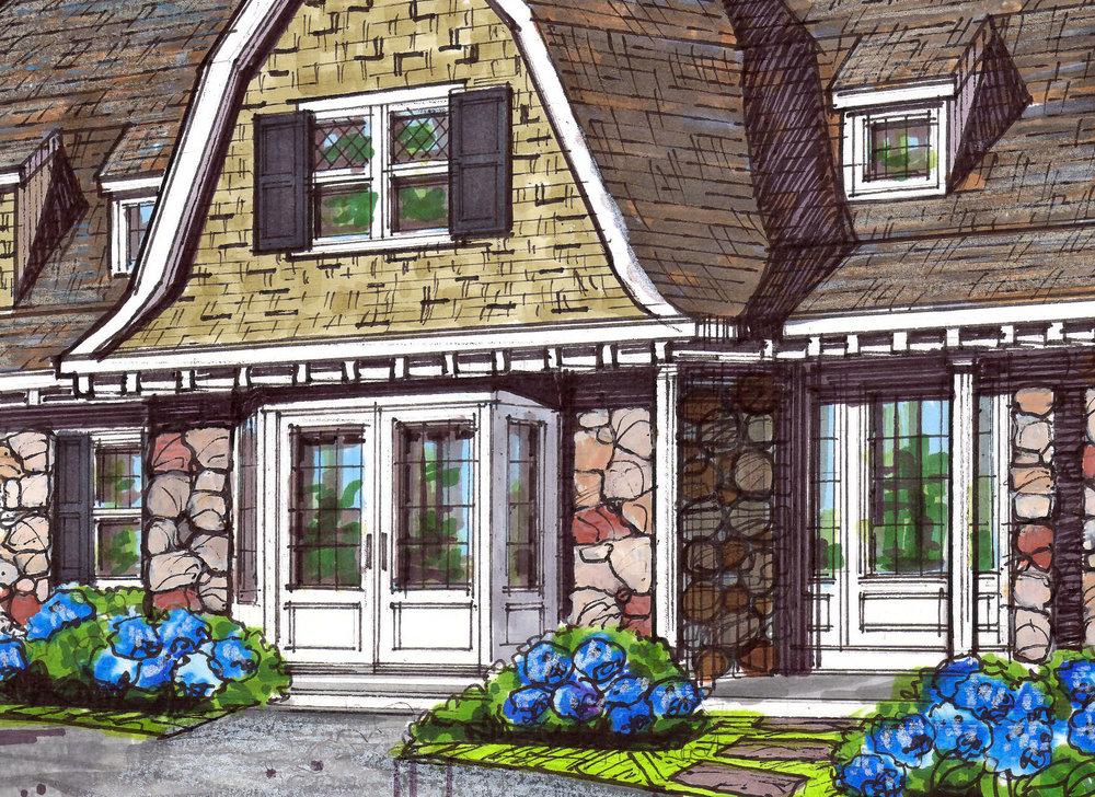 550 Maplewood rendering