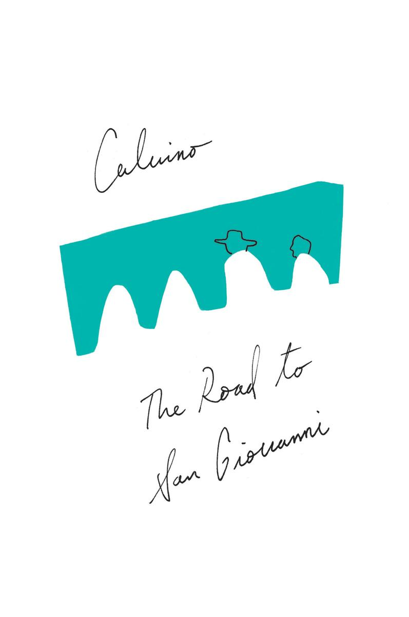The Road to San Giovanni - - This is an autobiographical essay about Calvino's childhood in San Remo--long walks in the mountains, many movies, time on the beach. His love-affair with Ginger Rogers, he says, was
