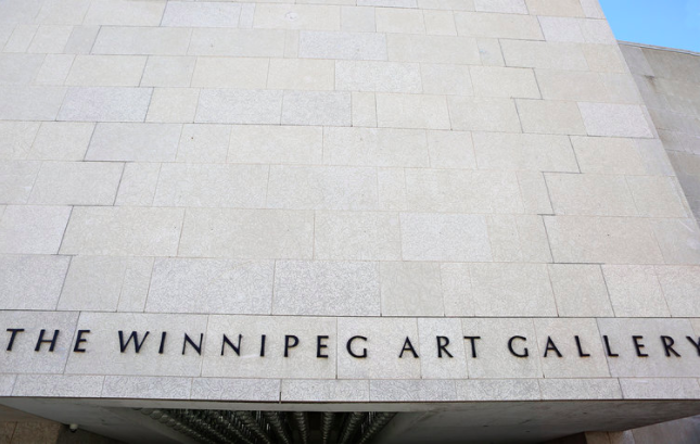 The Winnipeg Art Gallery